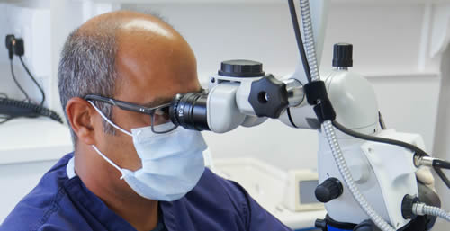 Specialist Endodontist Dentist in Royston, Knebworth, London